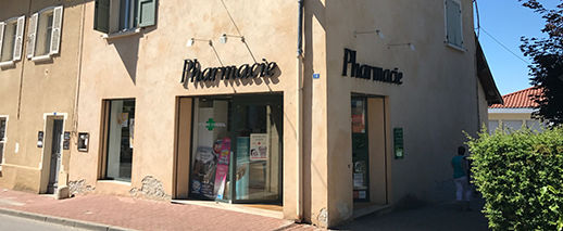 Pharmacie  Guillaud,Saint-Chef