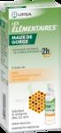 Acheter LES ELEMENTAIRES Solution buccale maux de gorge adulte 30ml à Saint-Chef