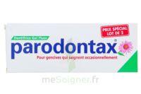 PARODONTAX DENTIFRICE GEL FLUOR 75ML x2 à Saint-Chef