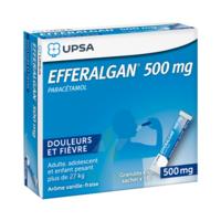 Efferalgan 500 Mg Glé En Sachet Sach/16 à Saint-Chef