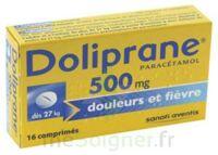 Doliprane 500 Mg Comprimés 2plq/8 (16) à Saint-Chef