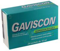 GAVISCON, suspension buvable en sachet à Saint-Chef