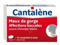 CANTALENE, comprimé à sucer à Saint-Chef