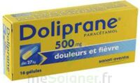 Doliprane 500 Mg Gélules B/16 à Saint-Chef