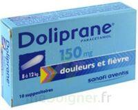 DOLIPRANE 150 mg Suppositoires 2Plq/5 (10) à Saint-Chef
