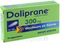 Doliprane 300 Mg Suppositoires 2plq/5 (10) à Saint-Chef