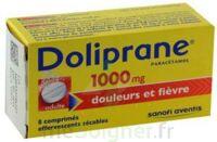 Doliprane 1000 Mg Comprimés Effervescents Sécables T/8 à Saint-Chef