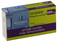 Diosmine Biogaran Conseil 600 Mg, Comprimé Pelliculé à Saint-Chef