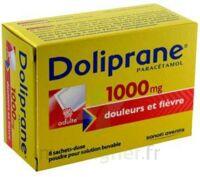 Doliprane 1000 Mg Poudre Pour Solution Buvable En Sachet-dose B/8 à Saint-Chef