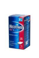 Nicotinell Menthe Fraicheur 2 Mg Sans Sucre, Gomme à Mâcher Médicamenteuse 8plq/12 (96) à Saint-Chef