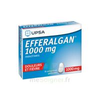 Efferalgan 1000 Mg Comprimés Pelliculés Plq/8 à Saint-Chef