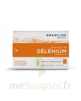 GRANIONS DE SELENIUM 0,96 mg/2 ml S buv 30Amp/2ml à Saint-Chef