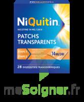 Niquitin 14 Mg/24 Heures, Dispositif Transdermique Sach/28 à Saint-Chef