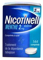 Nicotinell Menthe 2 Mg, Comprimé à Sucer Plaq/144 à Saint-Chef