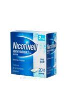 Nicotinell Menthe Fraicheur 2 Mg Sans Sucre, Gomme à Mâcher Médicamenteuse Plq/204 à Saint-Chef