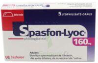 SPASFON LYOC 160 mg, lyophilisat oral à Saint-Chef
