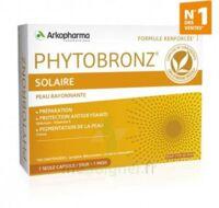 Phytobronz Solaire Caps tous types de peaux B/30 à Saint-Chef