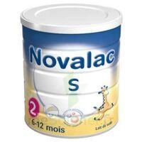 Novalac S 2 Lait En Poudre Satiétant 2ème âge B/800g à Saint-Chef