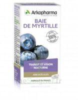 Arkogélules Myrtille baies Gélules Fl/45 à Saint-Chef