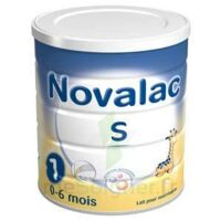 Novalac S 1 Lait En Poudre Satiétant 1er âge B/800g à Saint-Chef