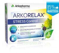 Arkorelax Stress Control Comprimés B/30 à Saint-Chef