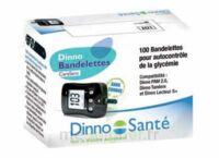 Dinno Bandelettes Caresens, Bt 100 à Saint-Chef