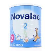 Novalac 2 Lait En Poudre 2ème âge B/800g* à Saint-Chef