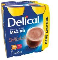 DELICAL MAX 300 SANS LACTOSE, 300 ml x 4 à Saint-Chef