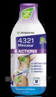 4321 Minceur 4 Actions Solution buvable Fl/280ml à Saint-Chef
