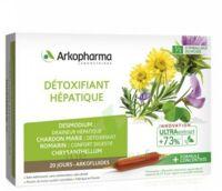 Arkofluide Bio Ultraextract Solution Buvable Détoxifiant Hépatique 20 Ampoules/10ml à Saint-Chef