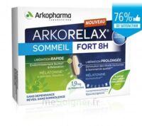 Arkorelax Sommeil Fort 8H Comprimés B/15 à Saint-Chef