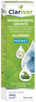 Clariver Spray Nasal Hypertonique Fl/30ml à Saint-Chef