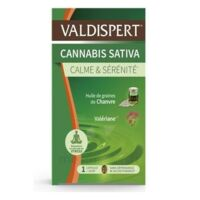 Valdispert Cannabis Sativa Caps liquide B/24 à Saint-Chef