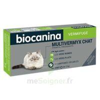 Biocanina Multivermyx Comprimés Vermifuge Chat B/2 à Saint-Chef