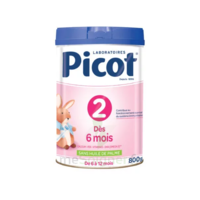 Picot Standard 2 Lait En Poudre B/800g à Saint-Chef