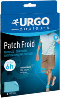 URGO PATCH FROID 6 PATCHS à Saint-Chef