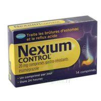 Nexium Control 20 Mg Comprimés Gastro-résistants Plq/14 à Saint-Chef
