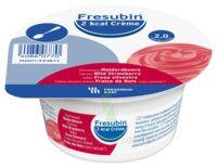 Fresubin 2kcal Crème Sans Lactose Nutriment Fraise Des Bois 4 Pots/200g à Saint-Chef