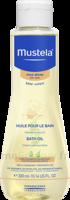Mustela Bebe Enfant Huile Pour Le Bain Fl/300ml à Saint-Chef