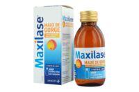 MAXILASE MAUX DE GORGE ALPHA-AMYLASE 200 U.CEIP/ml, sirop Fl/125ml à Saint-Chef