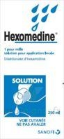 Hexomedine 1 Pour Mille S Appl Loc Fl/250ml à Saint-Chef
