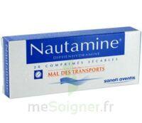 NAUTAMINE, comprimé sécable à Saint-Chef