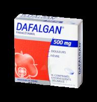 Dafalgan 500 Mg Comprimés Effervescents Sécables Film/16 à Saint-Chef