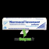 Normacol Lavement Enfants, Solution Rectale, Récipient Unidose à Saint-Chef