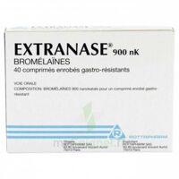 Extranase 900 Nk, Comprimé Enrobé Gastro-résistant à Saint-Chef