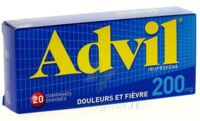 Advil 200 Mg Comprimés Enrobés Plq/2x10 (20) à Saint-Chef