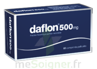DAFLON 500 mg Comprimés pelliculés Plq/60 à Saint-Chef