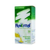 FLUVERMAL 2 % Susp buv Fl/30ml à Saint-Chef