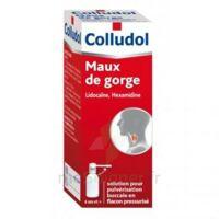 COLLUDOL Solution pour pulvérisation buccale en flacon pressurisé Fl/30 ml + embout buccal à Saint-Chef