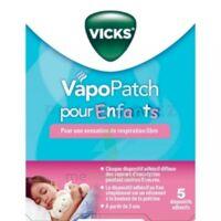 VICKS VAPOPATCH ENFANTS à Saint-Chef